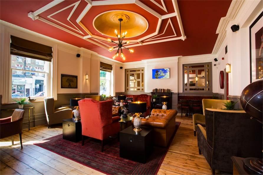 The Drayton Court Hotel London